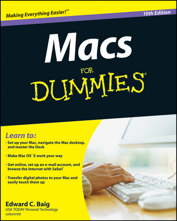 Edward Baig C. Macs For Dummies word 98 for macs for dummies