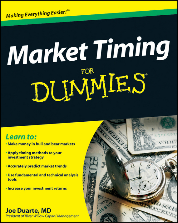 Joe Duarte Market Timing For Dummies christian szylar handbook of market risk