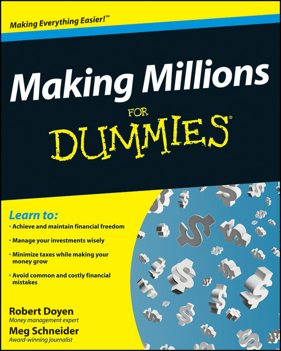 Meg  Schneider Making Millions For Dummies tony levene investing for dummies uk