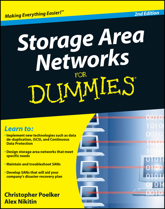 Christopher Poelker Storage Area Networks For Dummies efficient recovery mechanisms over igp and manet networks