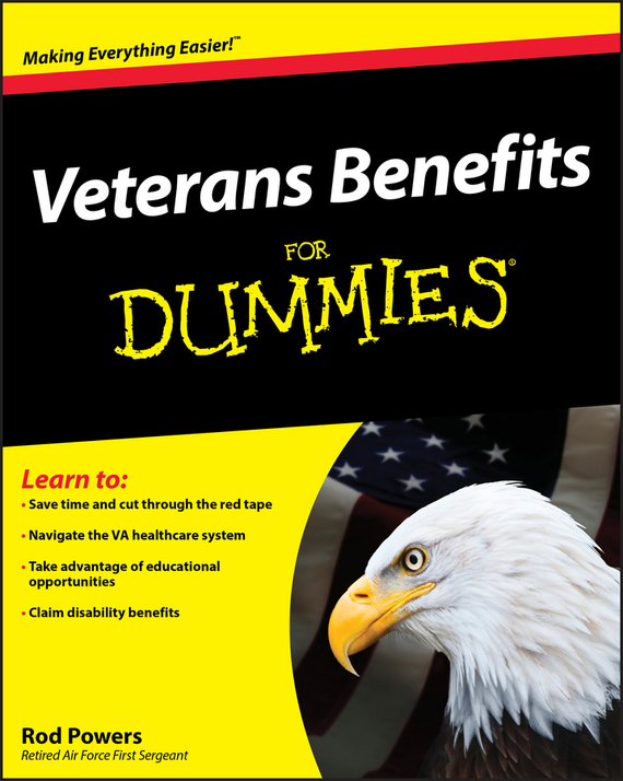 Rod Powers Veterans Benefits For Dummies internet for macs for dummies r qr 2e the