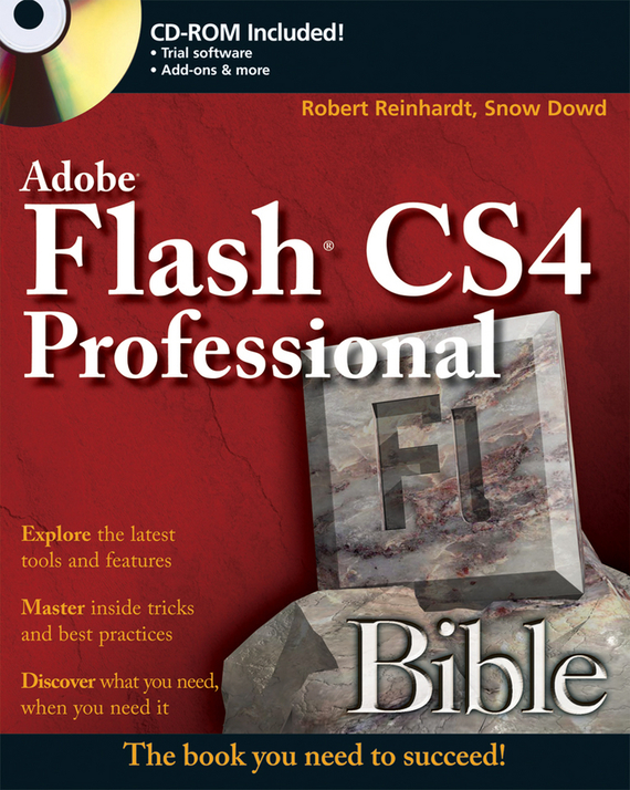 Snow  Dowd Flash CS4 Professional Bible