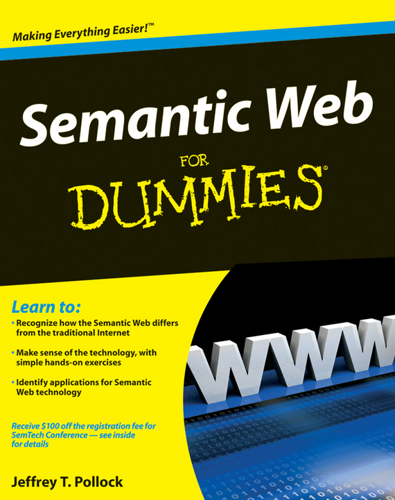 Jeffrey Pollock T. Semantic Web For Dummies web user clustering and surfing recommendation