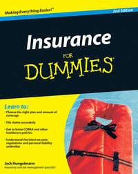 Jack  Hungelmann - Insurance for Dummies