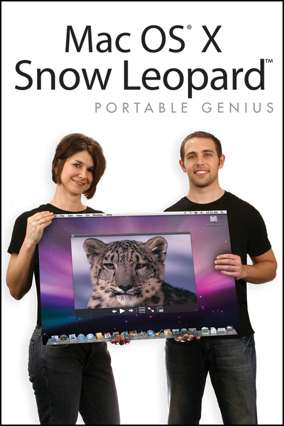 Dwight  Spivey Mac OS X Snow Leopard Portable Genius the snow leopard