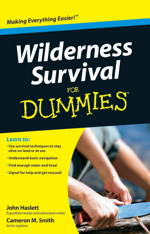 Cameron Smith M.. Wilderness Survival For Dummies