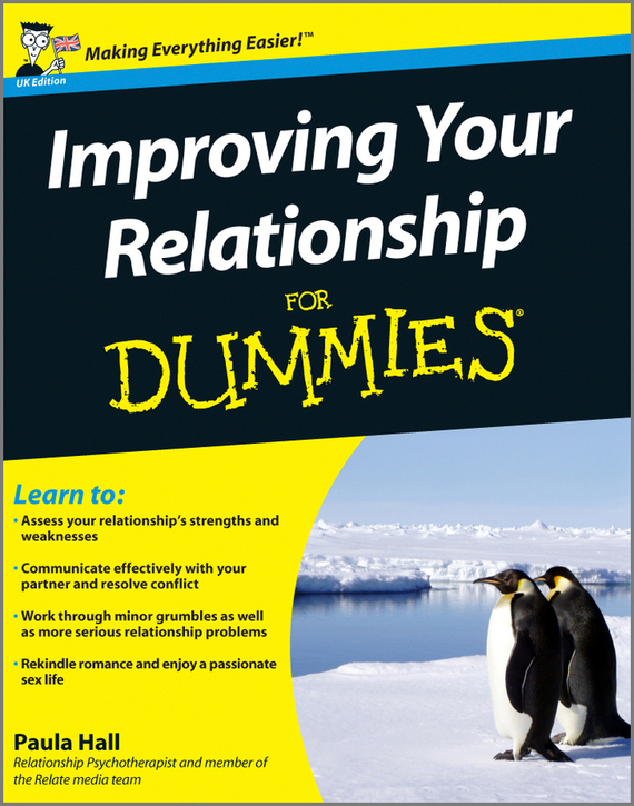 Paula Hall Improving Your Relationship For Dummies managing the store