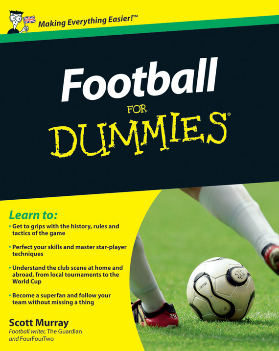 Scott Murray Football For Dummies
