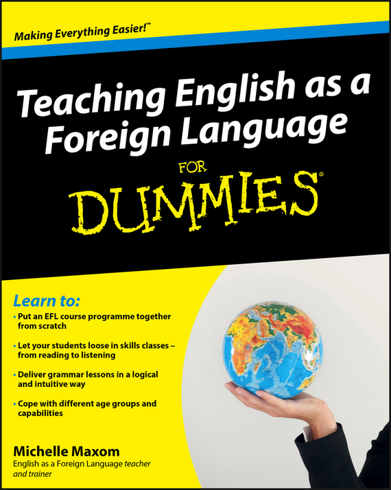 Michelle  Maxom Teaching English as a Foreign Language For Dummies alex набор для ванной поймай рыбку