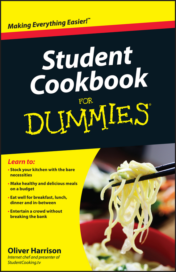 Oliver Harrison Student Cookbook For Dummies debbie dooly cooking with chia for dummies
