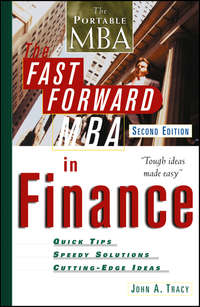 John Tracy A. - The Fast Forward MBA in Finance