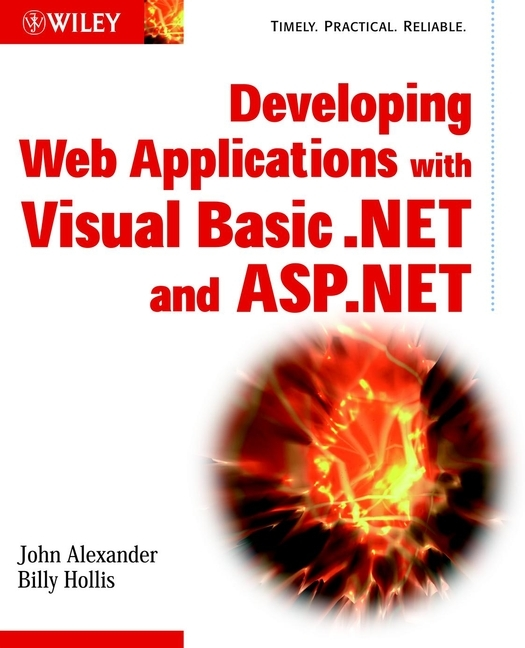 Billy  Hollis Developing Web Applications with Visual Basic.NET and ASP.NET developing web applications with haskell and yesod