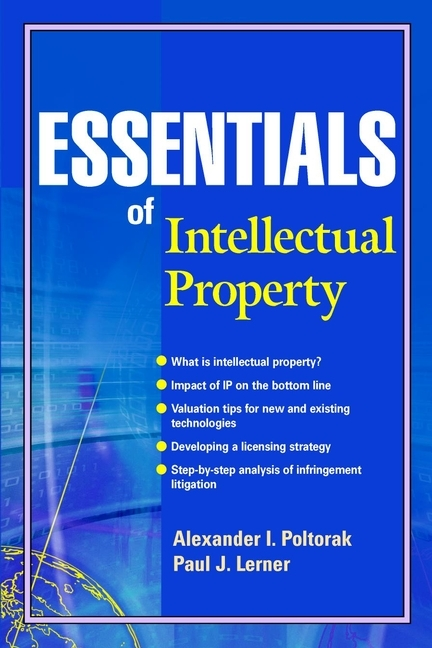 Paul Lerner J. Essentials of Intellectual Property модель дома the cute room intellectual interest in housing 10 11 12 13 14