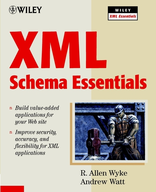 Andrew  Watt XML Schema Essentials storing and retrieving xml documents to and from rdbms
