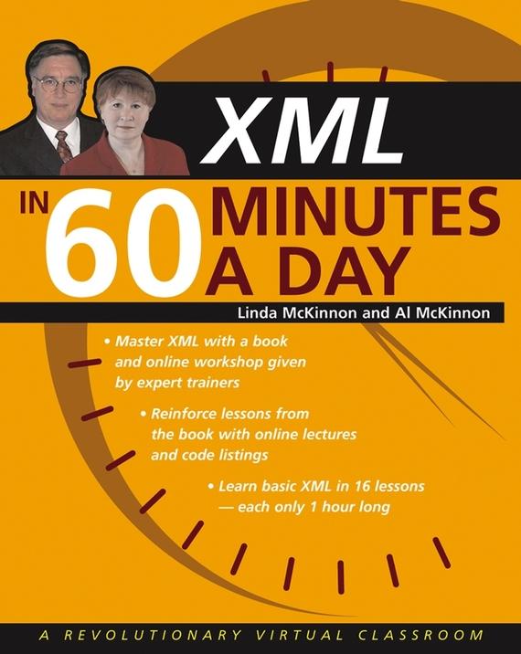 Linda  McKinnon XML in 60 Minutes a Day sitemap 60 xml