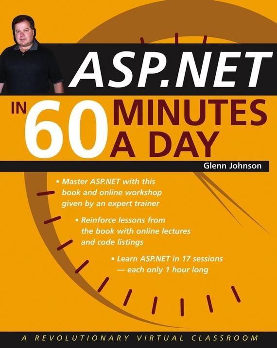 Glenn  Johnson ASP.NET in 60 Minutes a Day countdown to zero day