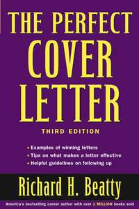 Richard Beatty H. - The Perfect Cover Letter