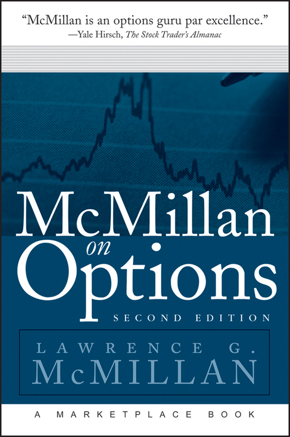 Lawrence McMillan G. McMillan on Options a new lease of death