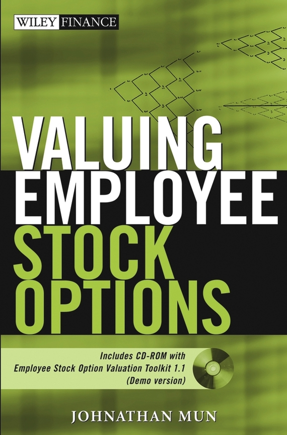 Johnathan Mun Valuing Employee Stock Options new in stock lda10 24s12