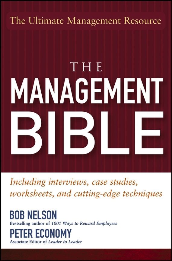 Peter  Economy The Management Bible canada in the world economy
