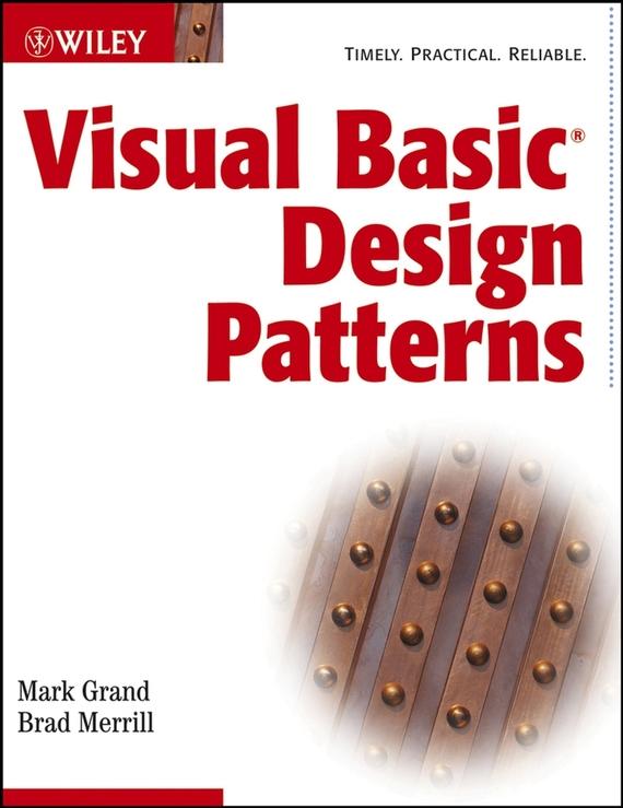Mark  Grand Visual Basic Design Patterns italian visual phrase book