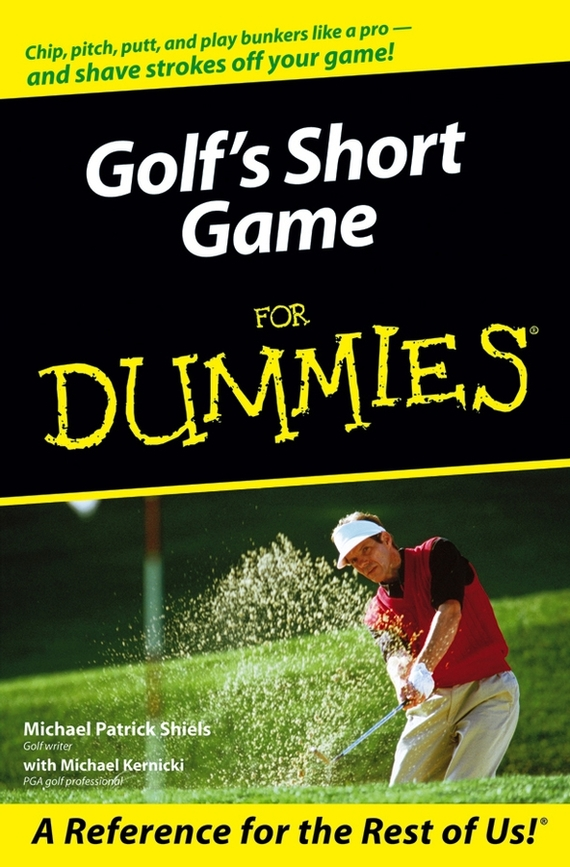 Michael  Kernicki Golf's Short Game For Dummies michael griffis economic indicators for dummies