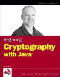 David  Hook - Beginning Cryptography with Java
