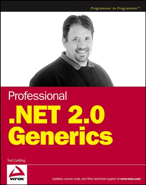 Tod Golding Professional .NET 2.0 Generics
