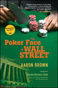 Aaron Brown - The Poker Face of Wall Street