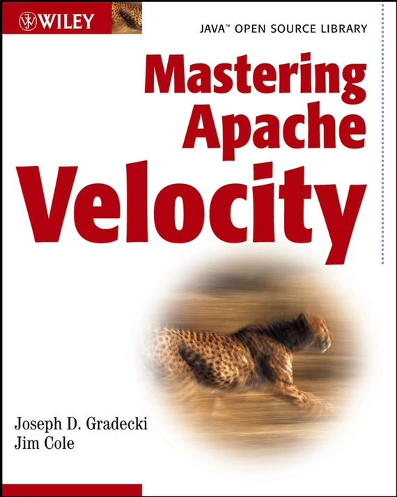 Jim Cole Mastering Apache Velocity web design video sites