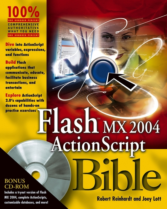 Robert  Reinhardt Flash MX 2004 ActionScript Bible driven to distraction