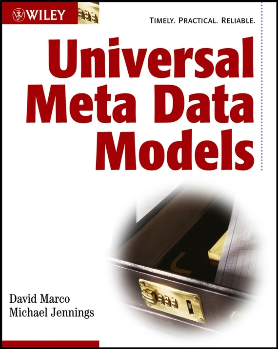 David Marco Universal Meta Data Models ISBN: 9780764571596 business models and human resource management