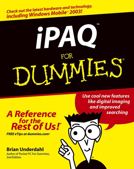 все цены на Brian Underdahl iPAQ For Dummies онлайн