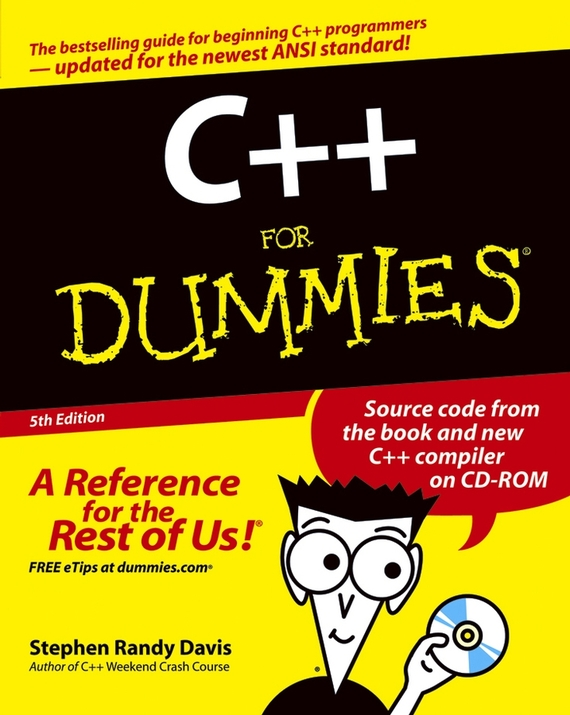 Stephen Davis R. C++ For Dummies