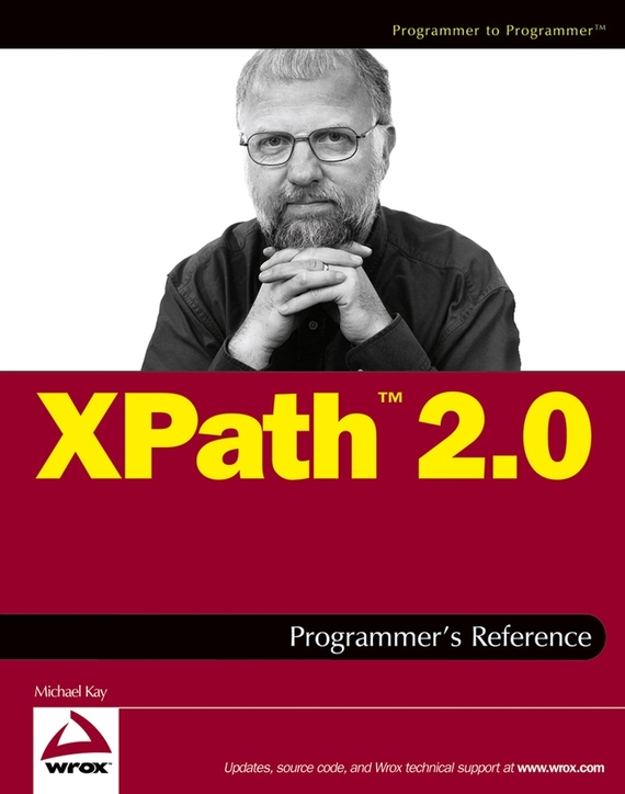 Michael  Kay XPath 2.0 Programmer's Reference michael jacksons this is it cd