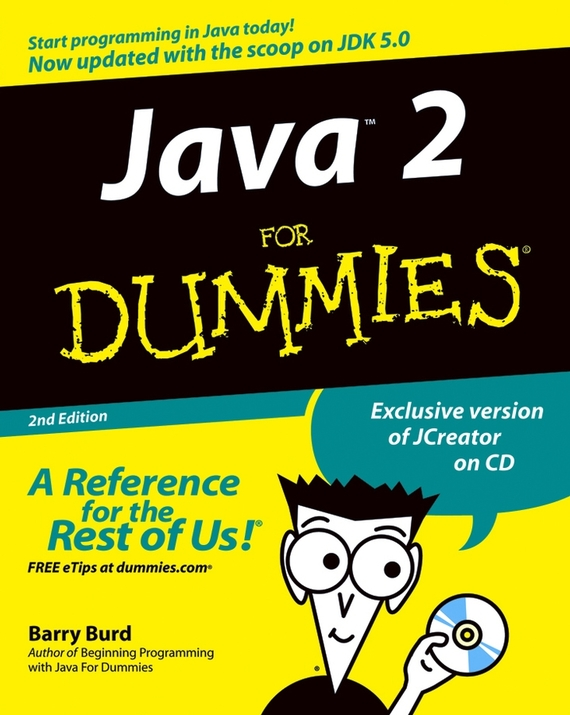 Barry Burd A. Java 2 For Dummies