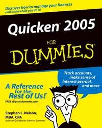 Stephen L. Nelson - Quicken 2005 For Dummies