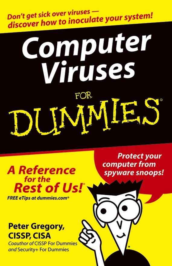 Peter Gregory H. Computer Viruses For Dummies analyze