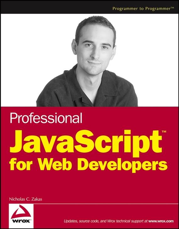 Nicholas C. Zakas Professional JavaScript for Web Developers murder on st nicholas avenue