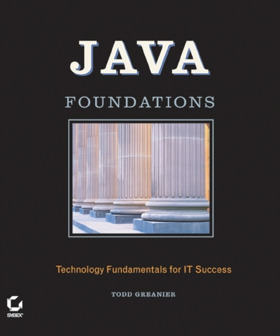 Todd Greanier Java Foundations