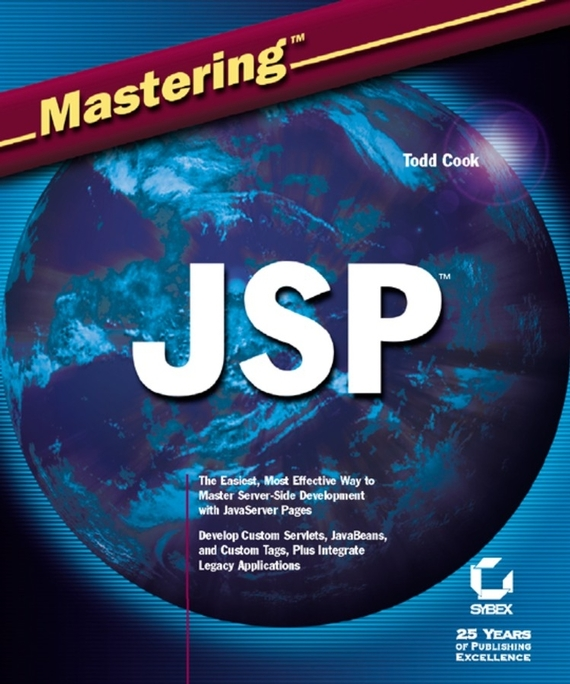Todd  Cook Mastering JSP storing and retrieving xml documents to and from rdbms