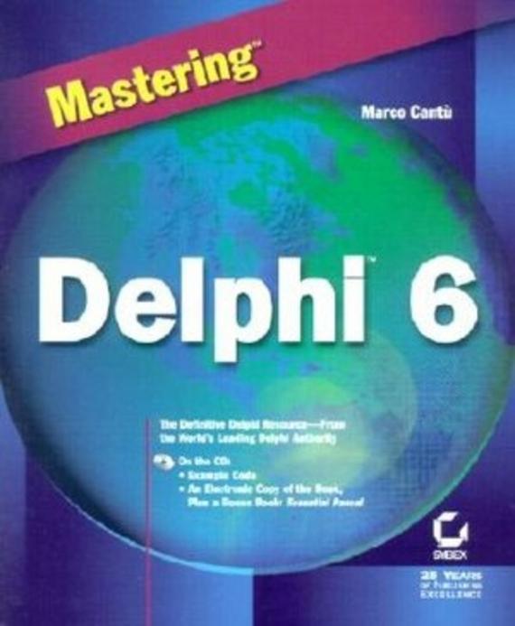Marco Cantù MasteringDelphi6 mastering vmware vspheretm 4