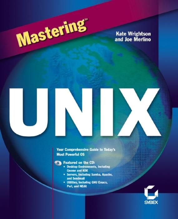 Katherine  Wrightson Mastering UNIX