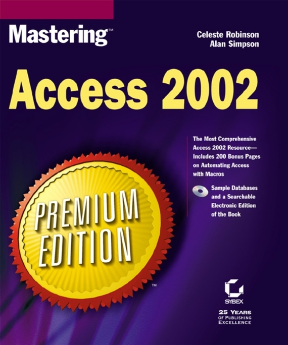 Alan  Simpson Mastering Access 2002 the comedy of errors