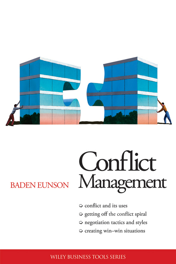 Baden Eunson Conflict Management developing schools in a conflict free environment