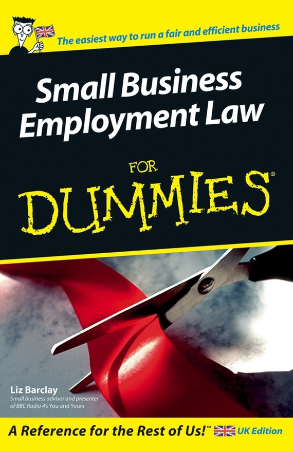 все цены на Liz Barclay Small Business Employment Law For Dummies в интернете