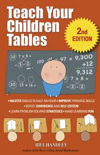 Bill  Handley - Teach Your Children Tables