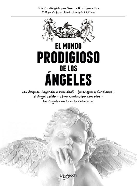 Susana Rodriguez El mundo prodigioso de los ángeles el mundo