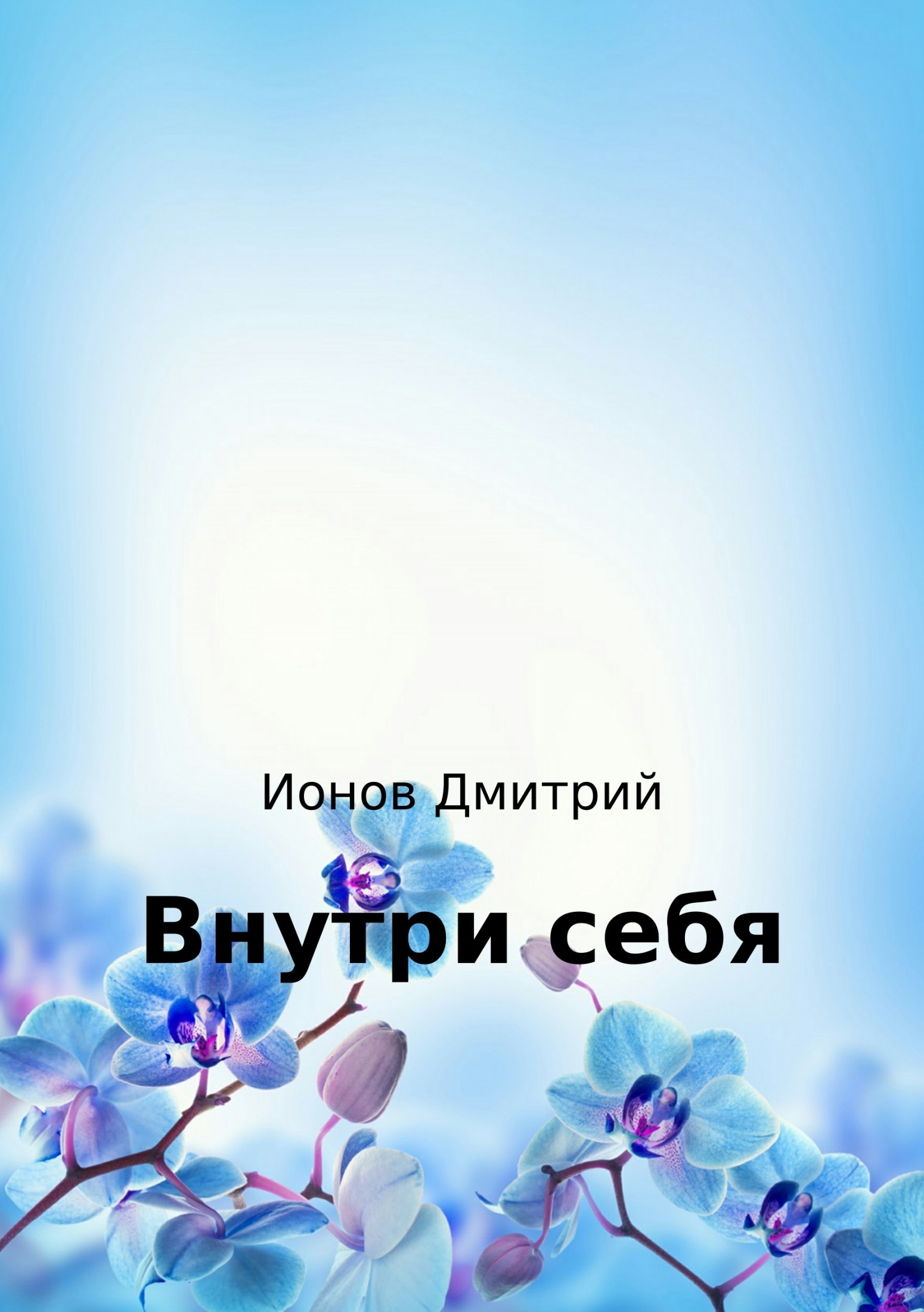 Дмитрий Сергеевич Ионов Внутри себя. Рассказ