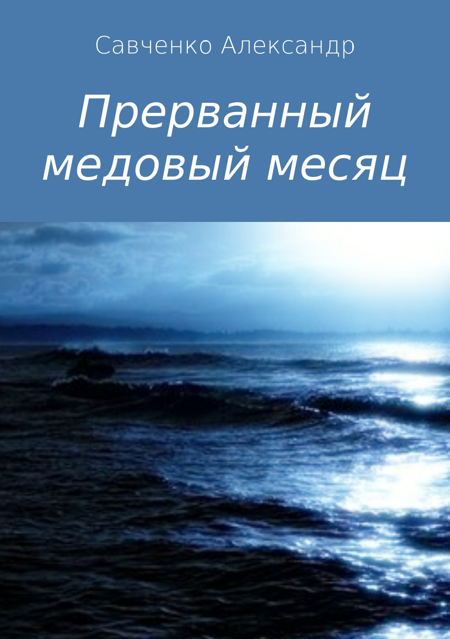 Александр Вячеславович Савченко Прерванный медовый месяц прерванный отдых